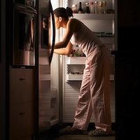 sleep eating disorder